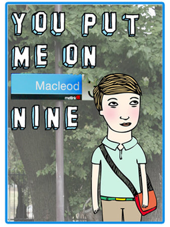 Macleod Station Card