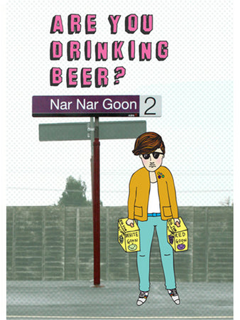 Na Na Goon Station Card