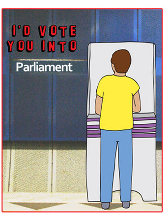 Parliament Station Card
