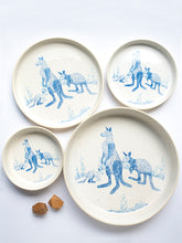 Load image into Gallery viewer, Blue Roos Stoneware