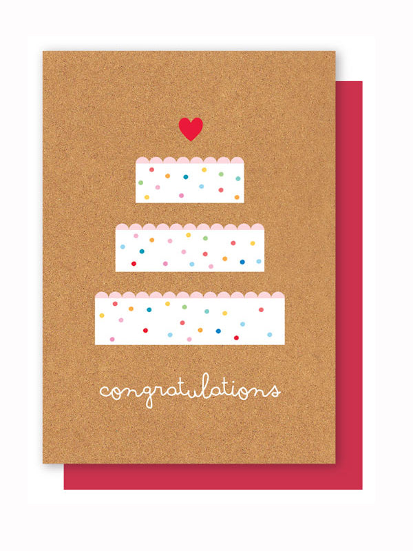 Elly Oak Congratulations Card