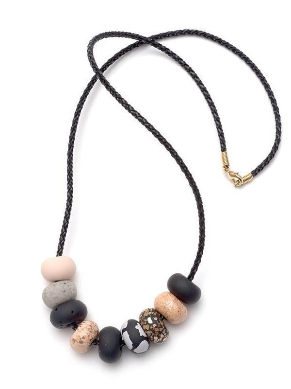 Coco 9 bead Necklace