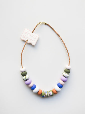 Rockpool Big Bead Necklace