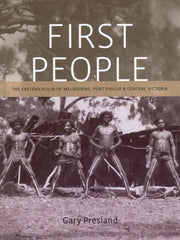 First People by Gary Presland