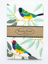 Load image into Gallery viewer, Australian Birds Handkerchief ed.1