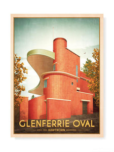 Glenferrie Oval Print