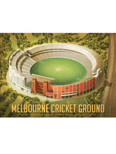 Load image into Gallery viewer, MCG, Melbourne Postcard