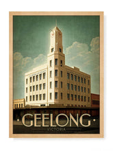 Load image into Gallery viewer, T & G Building, Geelong Print