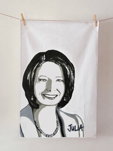 High Tee Towel Political Hero