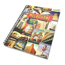 Load image into Gallery viewer, Iconic Melbourne Notebook