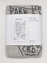 Load image into Gallery viewer, Melbhattan Tea Towel