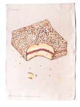 Load image into Gallery viewer, Aussie Food Tea Towel