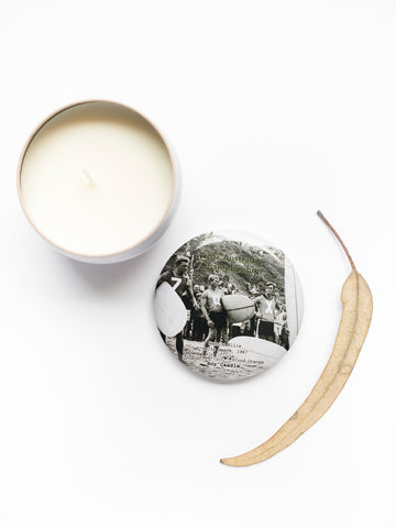 1967 Australian Championships Scented Soy Candle