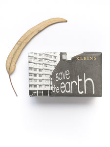 Save the Earth Soap