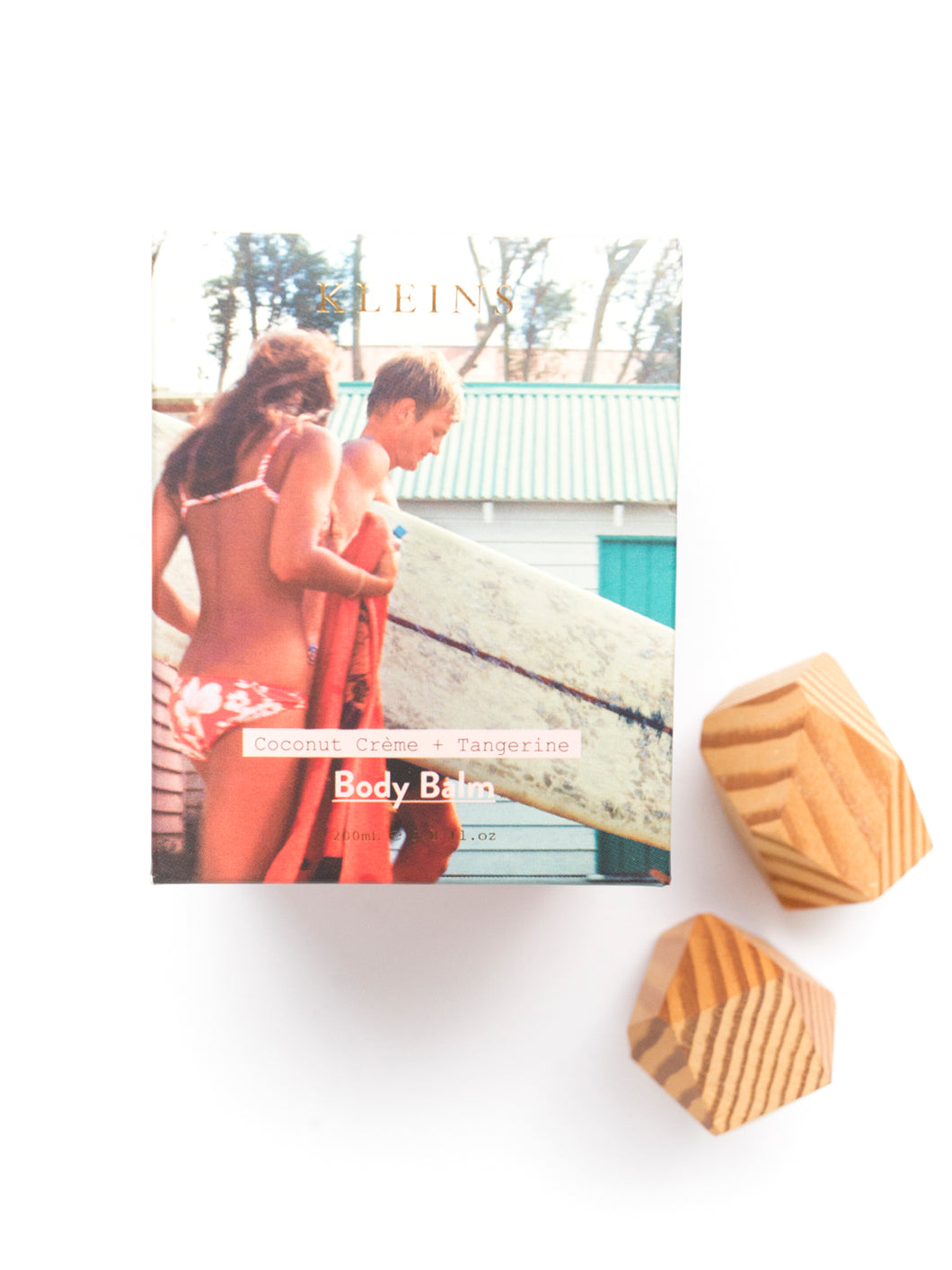 Surfer with Girl Body Balm 200g