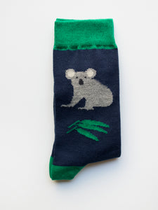 Kids Koala Socks