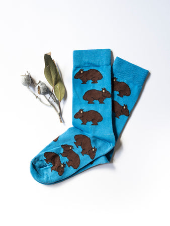 Kids Wombat Socks