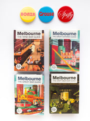 Melbourne Luckie Guide