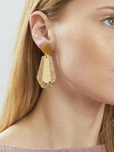 Load image into Gallery viewer, Reva Earrings Gold