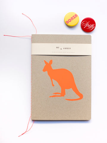 Australian Animal Notebook
