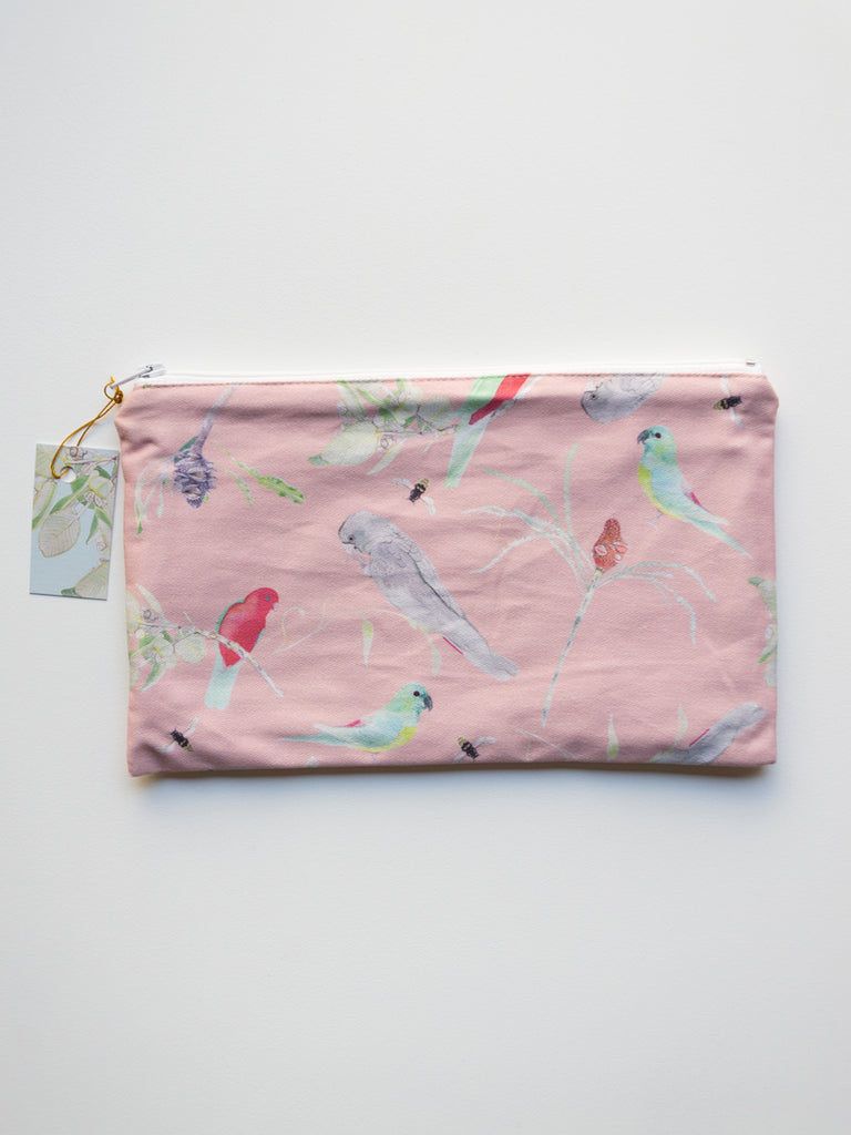 Australian Flora and Fauna Purse
