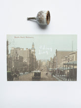 Load image into Gallery viewer, Ding Ding: Bourke Street Melbourne Postcard