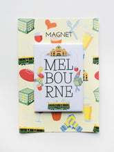 Load image into Gallery viewer, Melbourne Icons Magnet