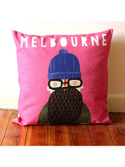 Cheerio Cushion Cover