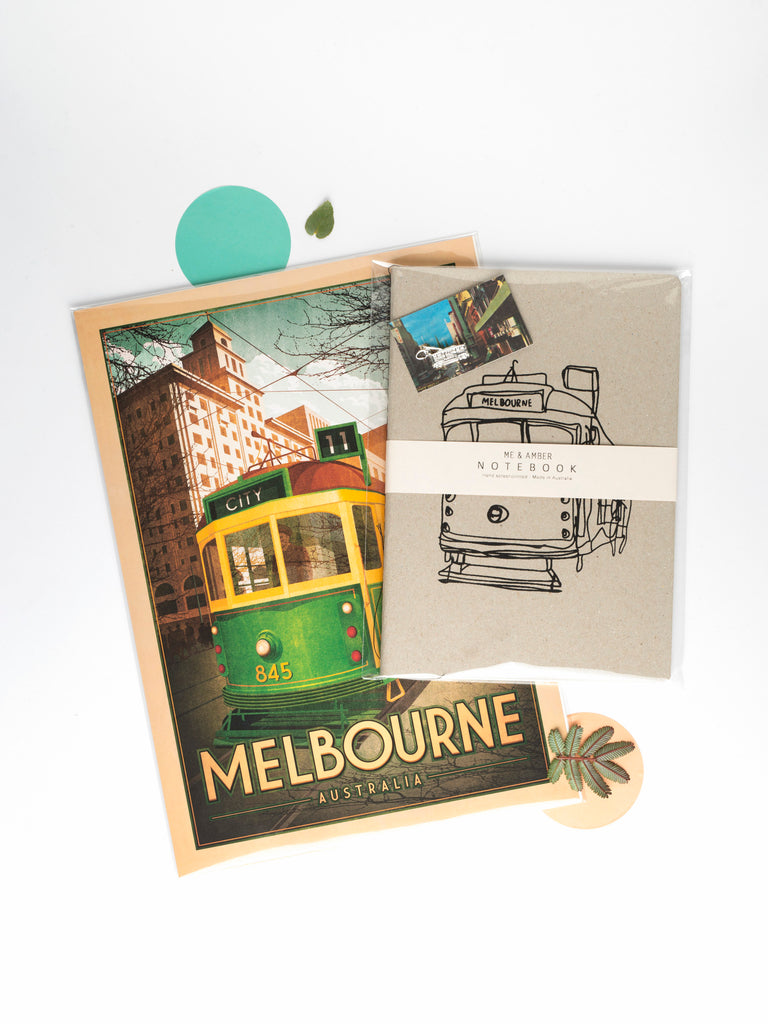 Melbourne Tram Charm Plus Pack