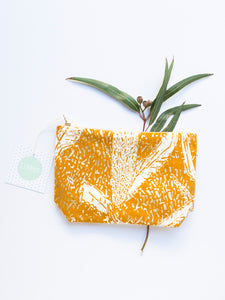 Tinker Banksia Print Pouch