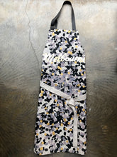 Load image into Gallery viewer, Tinker Confetti Leather Strap Melbourne Apron