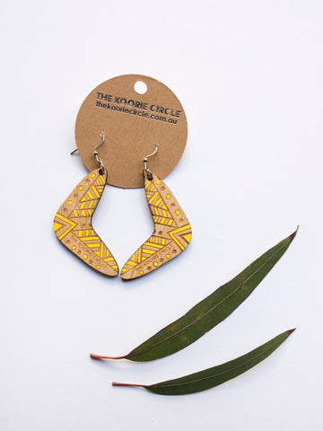 Boomerang Earrings