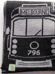 Tram I Am Melbourne Scarf