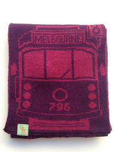 Load image into Gallery viewer, Tram I Am Melbourne Scarf