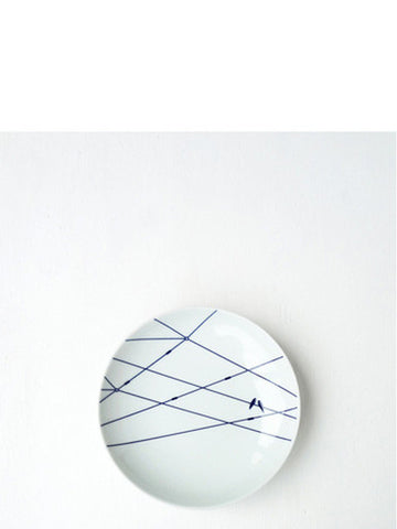 Tramways Porcelain Plate
