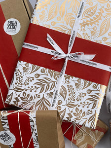 Festive Gift Wrapping