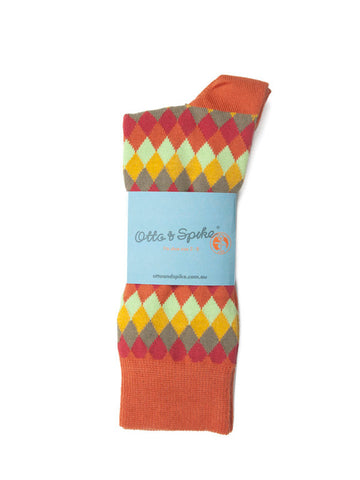 Argylish Socks
