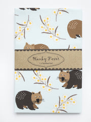 Australia Handkerchief Animals