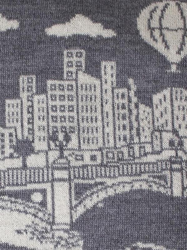 Melbourne Throw Blanket