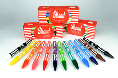 Strand Crayons 12s
