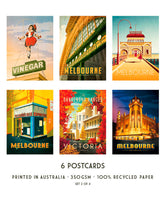 Load image into Gallery viewer, Harper and Charlie Postcard Pack of 6