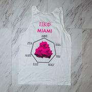 pi kappa phi war of the roses miami tank