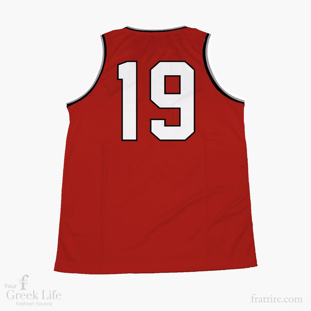Alpha Epsilon Pi OSU Basketball Jersey