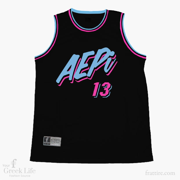 Alpha Epsilon Pi UCF Basketball Jerseys