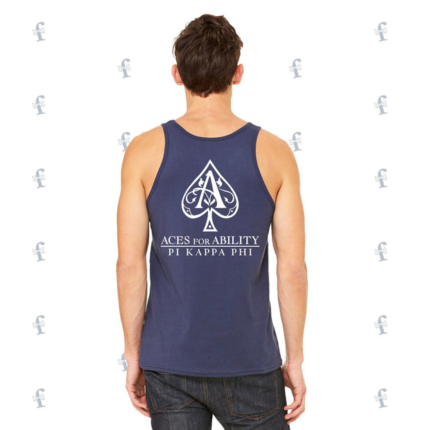 Pi Kappa Phi OSU Aces for Ability Brothers Tanks