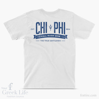 Chi Phi ASU Fall Rush Shirts