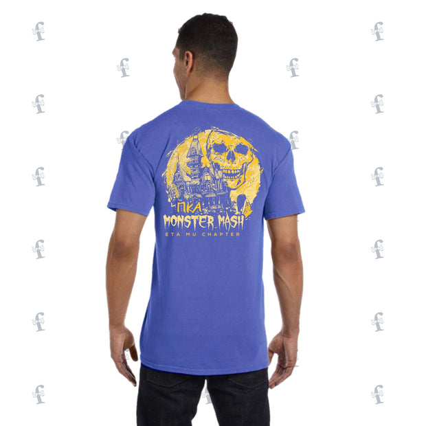 Pi Kappa Alpha Monster Mash Tees