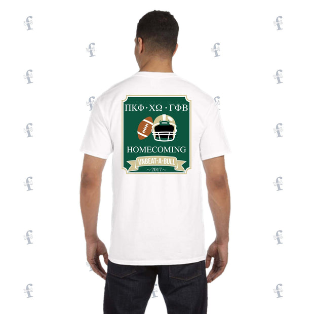Pi Kappa Phi // USF // Homecoming Shirts