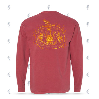 Zeta Tau Alpha Date Night Longs Sleeves