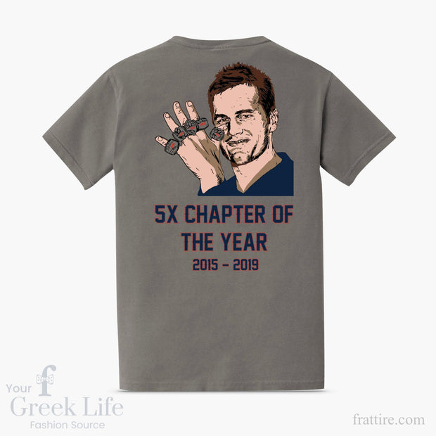 Sigma Phi Epsilon FAU Chapter of the Year Shirt